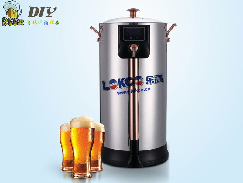 customized stainless steel Brewing Kettle