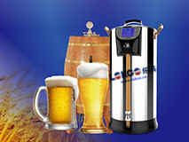 Beer brew machine
